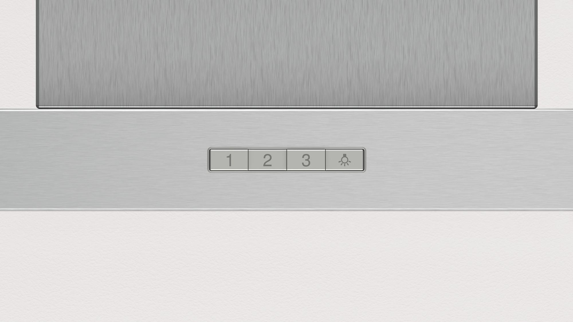 Dunstabzugshaube constructa cd edelstahl cm modulküchen
