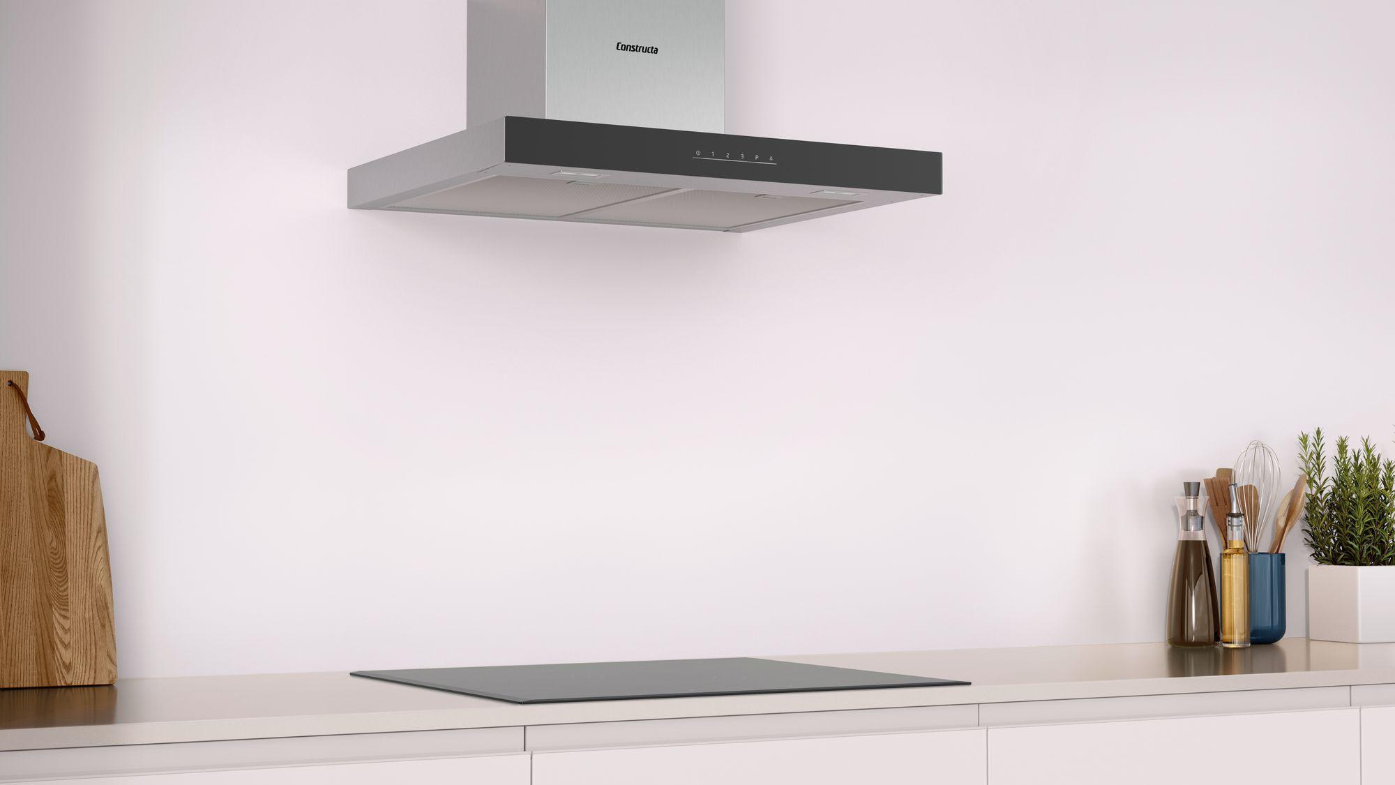 dunstabzugshaube constructa cd636860 glas schwarz 60cm modulk chen bloc modulk che online kaufen. Black Bedroom Furniture Sets. Home Design Ideas