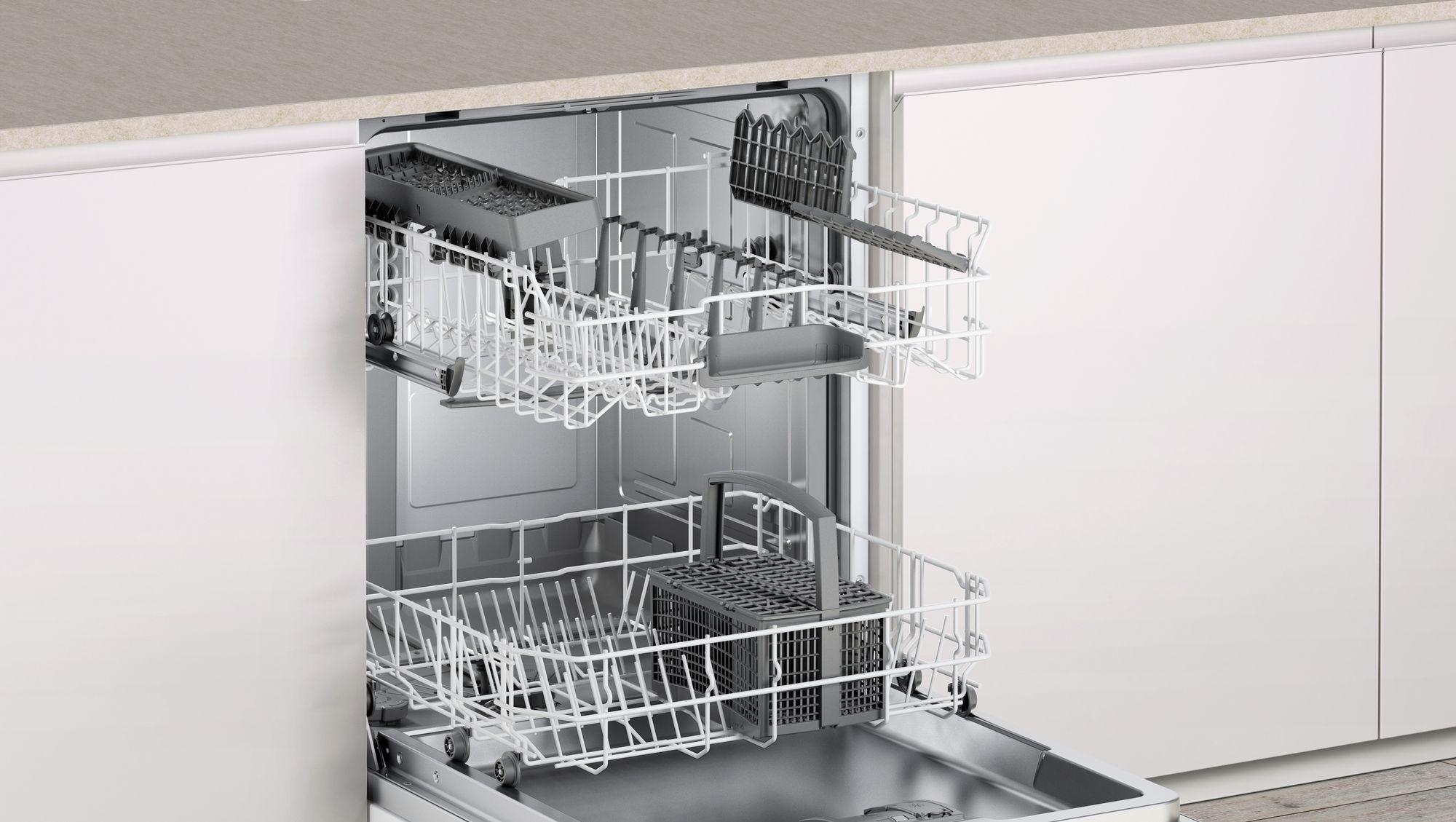 geschirrsp ler vollintegrierbar cg4a05v9 60cm. Black Bedroom Furniture Sets. Home Design Ideas