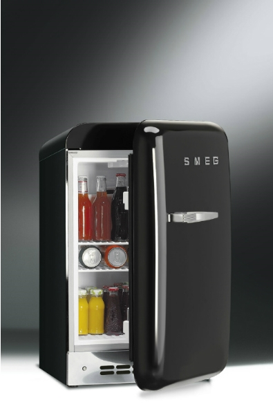 standkuehlschrank mini bar smeg modulk chen bloc modulk che online kaufen. Black Bedroom Furniture Sets. Home Design Ideas