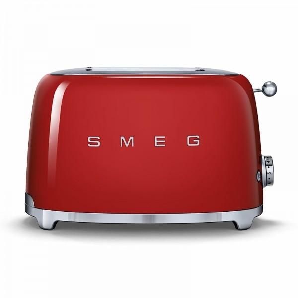 toaster smeg 2 scheiben tsf01creu vanille modulk chen bloc modulk che online kaufen. Black Bedroom Furniture Sets. Home Design Ideas