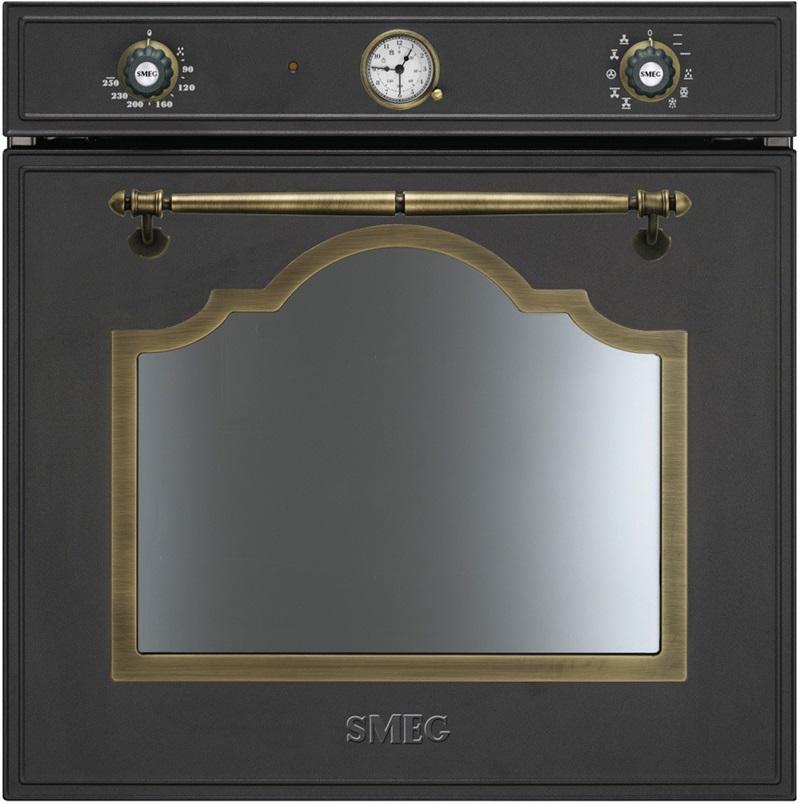 einbaubackofen smeg sf750 nostalgie 60cm modulk chen bloc modulk che online kaufen. Black Bedroom Furniture Sets. Home Design Ideas
