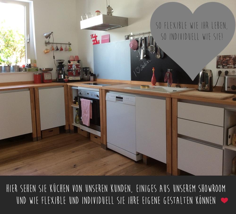 Referenzen  Modulküchen bloc Modulküche online Kaufen