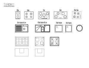 Küchenplaner | Modulküchen bloc Modulküche online Kaufen | {Küchenplaner 32}
