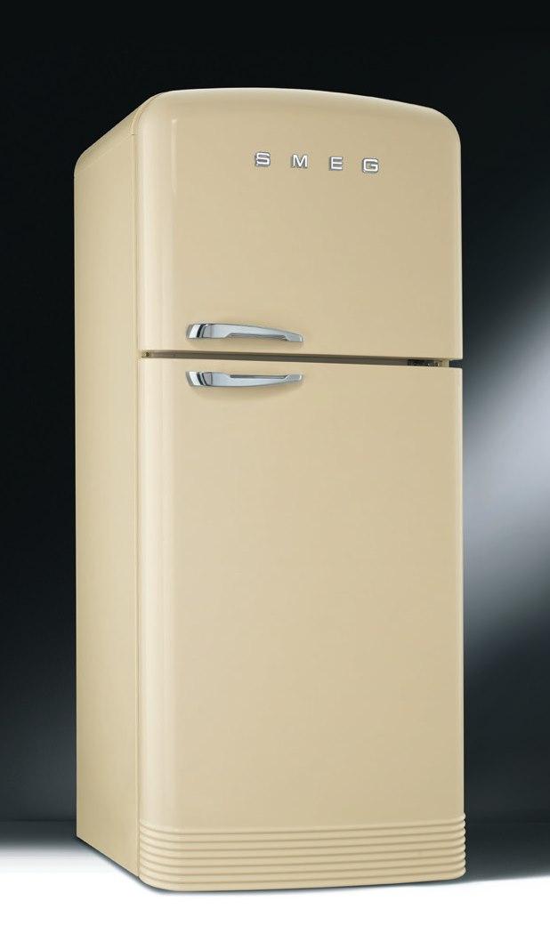 Standkuehlschrank smeg fab50 retro 50 style modulkuchen for Standkühlschrank