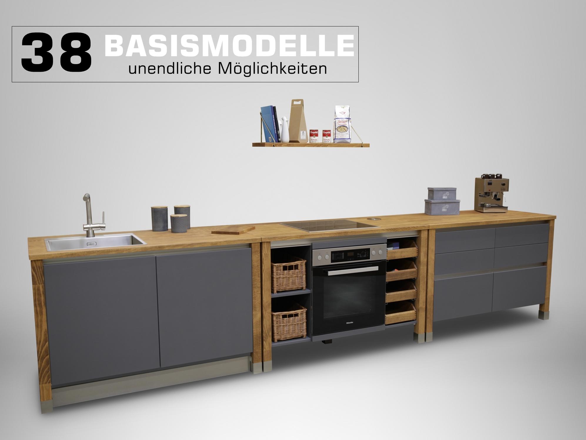 Modulküchen Bloc Modulküche Online Kaufen